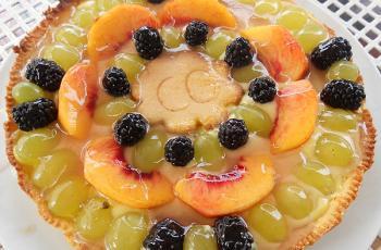 Crostata di frutta con Bimby