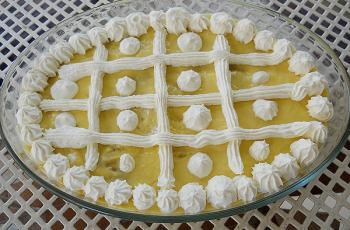 Tiramisù con crema di limoni e Cointreau