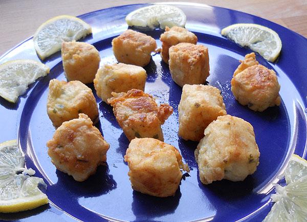 Ricetta bocconcini di merluzzo al limone - Cucinare merluzzo surgelato ...