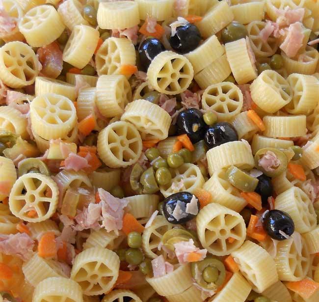 Idee ricette pasta fredda